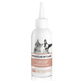 FRONTLINE PET CARE GEL NETTOYANT AURICULAIRE 125ML