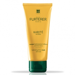 FURTERER KARITE HYDRA MASQUE HYDRATATION BRILLANCE CHEVEUX SECS 100ML
