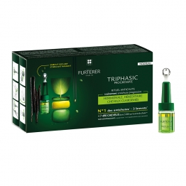 RENE FURTERER TRIPHASIC PROGRESSIVE SERUM ANTI-CHUTE COFFRET 8 FLACONS