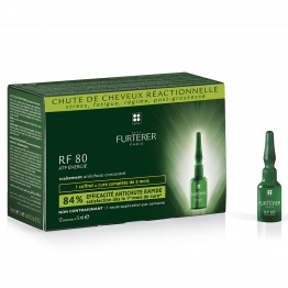 FURTERER RF 80 ATP ENERGIE TRAITEMENT ANTICHUTE DE CHEVEUX 12X5ML