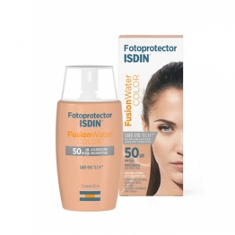 FUSION WATER COLOR SPF50 50ML FOTOPROTECTOR ISDIN