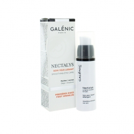 GALENIC NECTALYS SOIN YEUX LISSANT PREMIERES RIDES 15ML