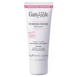 GAMARDE NUTRITION INTENSE APAISANT ANTI-AGE 40G