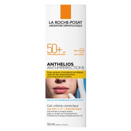 GEL-CREME CORRECTEUR SPF50+ 50ML ANTHELIOS ANTI-IMPERFECTIONS LA ROCHE POSAY