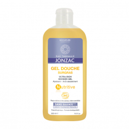 GEL DOUCHE SURGRAS 500ML NUTRITIVE JONZAC