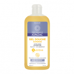 GEL DOUCHE SURGRAS BIO 250ML NUTRITIVE JONZAC