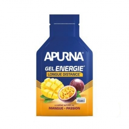 GEL ENERGIE LONGUE DISTANCE 35G MANGUE PASSION APURNA