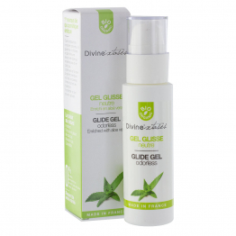 GEL GLISSE NEUTRE DIVINEXTASES 100 ML ALOE VERA EASY LOVE
