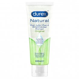 GEL LUBRIFIANT INTIME NATUREL ORIGINAL 100ML DUREX