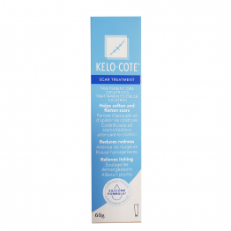 Gel Pour Cicatrices Silicone 60g Kelocote