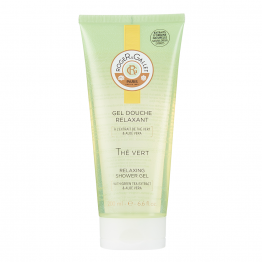 GEL DOUCHE HYDRATANT RELAXANT 200ML THE VERT ROGER & GALLET