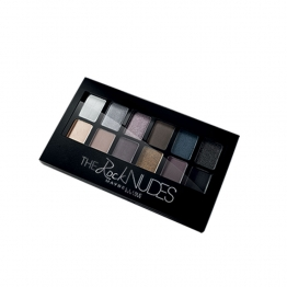 GEMEY MAYBELLINE THE ROCK NUDES PALETTE FARDS A PAUPIERES 9.6G