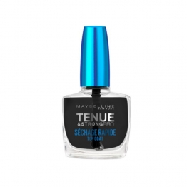 GEMEY MAYBELLINE VERNIS A ONGLES TENUE&STRONG TOP COAT SECHAGE RAPIDE 10ML