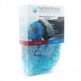 THERA PEARL GENOU THERAPIE PAR LE CHAUD OU LE FROID AVEC SANGLE DE MAINTIEN 35.6x26.1 CM