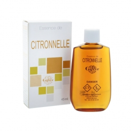 GIFRER ESSENCE DE CITRONNELLE 45ML