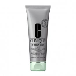 Gommage + Masque Au Charbon 2 en 1 121g All About Clean Clinique