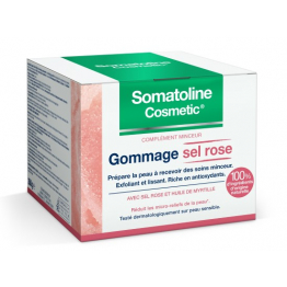 GOMMAGE COMPLEMENT MINCEUR 350G SEL ROSE SOMATOLINE