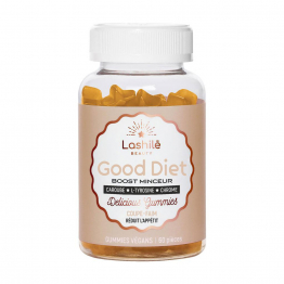 Good Diet 60 pieces Boost Minceur Lashile Beauty
