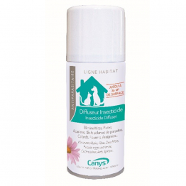 Habitat Diffuseur Insecticide 150ml Canys