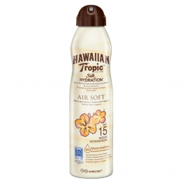 HAWAIIAN TROPIC BRUME AIR SOFT SILK HYDRATATION SPF15 177ML
