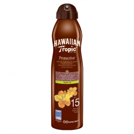 HAWAIIAN TROPIC BRUME HUILE D'ARGAN SPF15 177ML