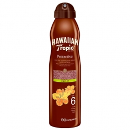 HAWAIIAN TROPIC BRUME HUILE D'ARGAN SPF6 177ML