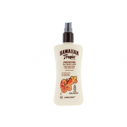 HAWAIIAN TROPIC PROTECTIVE LOTION SPRAY SOLAIRE SPF8 200ML