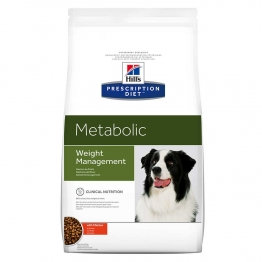 HILLS PRESCRIPTION DIET METABOLIC WEIGHT MANAGEMENT CHIEN CROQUETTES POULET 12KG