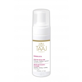 TAAJ HIMALAYA MOUSSE MICELLAIRE 150ML