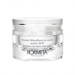 HORMETA HORME MAT MASQUE REEQUILIBRANT AU SOUFRE 50ML