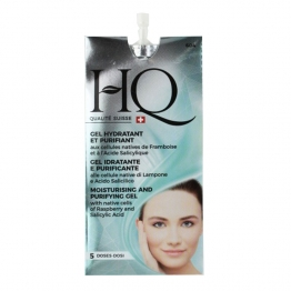 HQ GEL HYDRATANT ET PURIFIANT 5 DOSES 10ML