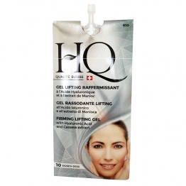 HQ GEL LIFTING RAFFERMISSANT A L'ACIDE HYALURONIQUE 10 DOSES