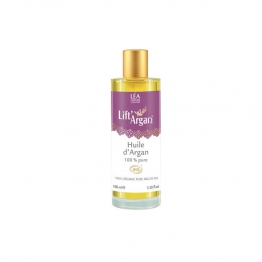 LIFT'ARGAN HUILE D'ARGAN 100% PURE BIO 100ML