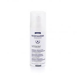 HYDROGEL REGULATEUR 50ML VITISKIN PEAUX DEPIGMENTEES ISISPHARMA