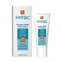 HYFAC EMULSION FLUIDE 40 ML