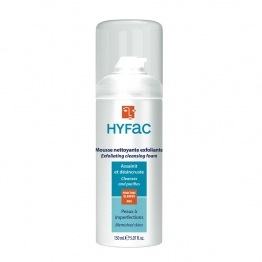 HYFAC MOUSSE NETTOYANTE EXFOLIANTE 150ML