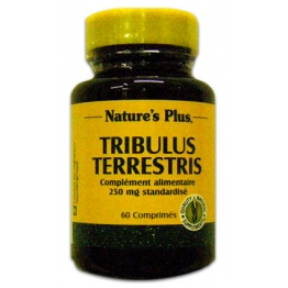 NATURE 'S TRIBULUS TERRESTRIS 250MG 60 COMPRIMES