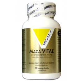 VIT'ALL+ MACA 300MG 60 GELULES