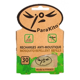PARA KITO RECHARGES ANTI-MOUSTIQUES X2