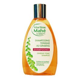 MARTINE MAHE SHAMPOOING TONIQUE AU GINSENG 200ML