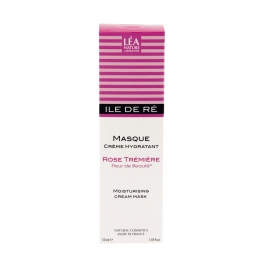 LEA NATURE ILE DE RE MASQUE CREME HYDRATANT ROSE TREMIERE 50ML