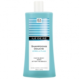 LEA NATURE ILE DE RE SHAMPOOING DOUCHE 400ML