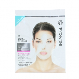 INCAROSE EXTRA PURE HYALURONIC + COLLAGENE REVOLUTION MASQUE