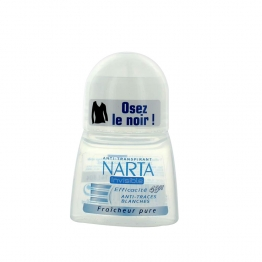 NARTA DEO BILLE INVISIBLE ANTI TRACES 50 ML