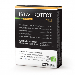 ISTAPROTECT® BIO x 20 gélules Synactifs