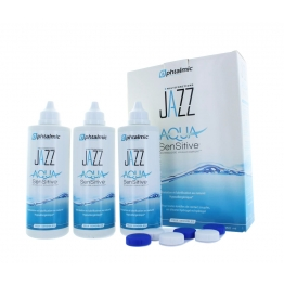 OPHTALMIC JAZZ AQUA SENSITIVE 3 X 350ML