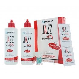 OPHTALMIC JAZZ PEROXYDE 2H 2X350ML