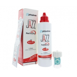 OPHTALMIC JAZZ PEROXYDE 2H 225ML