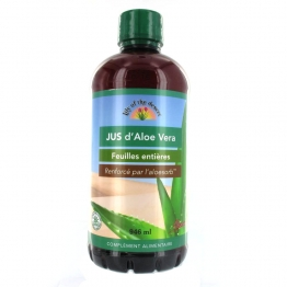 NATURE'S PLUS JUS ALOE VERA 946ML