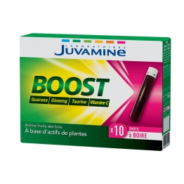JUVAMINE BOOST FORMULE COMPLETE SHOTS 10X25ML